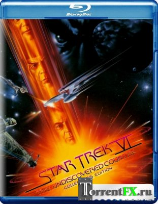 �������� ���� 6: ���������� ������ / Star Trek VI: The Undiscovered Country (1991) BDRip