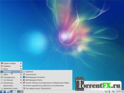 Lubuntu OEM 12.10 [x86] [апрель] (2013) PC