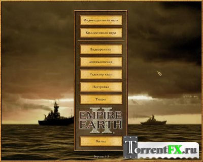Empire Earth 2: Gold Edition [v.1.2] (2006) PC
