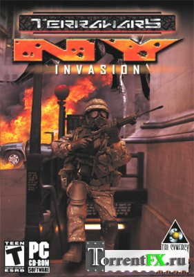 Terrawars - New York Invasion (2007) PC | Repack от R.G.WinRepack