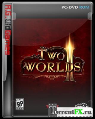 Два Мира 2 - Золотое Издание / Two Worlds 2 - Epic Edition (2013) PC