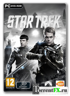 Star Trek: The Video Game (2013) PC | RePack от R.G. Механики
