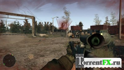 Chernobyl Commando [v. 1.22] (2013) PC | RePack
