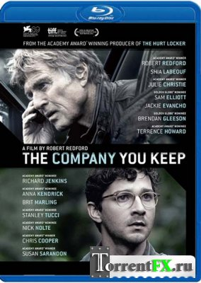 Грязные игры / The Company You Keep (2012) HDRip