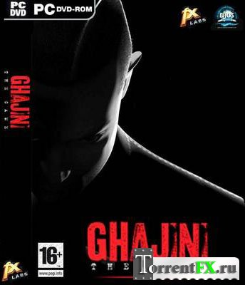 Ghajini: The Game (2008) PC | Repack от R.G.WinRepack