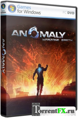 Anomaly: Warzone Earth (2011) PC | Repack  R.G. UPG