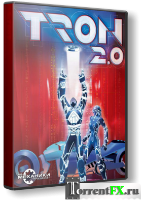 TRON 2.0 (2003) PC | RePack от R.G. Механики