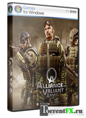 A.V.A - Alliance of Valiant Arms (2012) PC