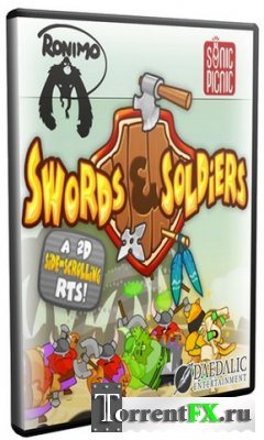 Swords and Soldiers HD + DLC (2012) PC | RePack �� NSIS