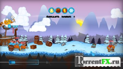 Swords and Soldiers HD + DLC (2012) PC | RePack от NSIS