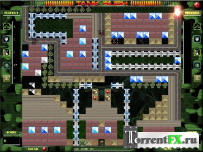 Tank Rush (2010) PC