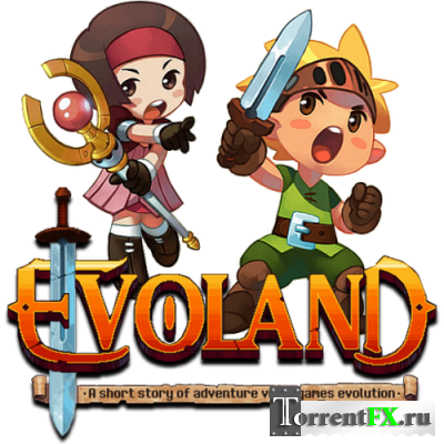Evoland (2013) PC | RePack от R.G. UPG