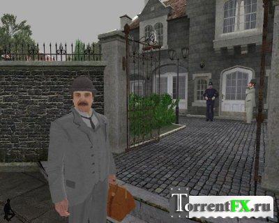 Шерлок Холмс и секрет Ктулху (2007) PC