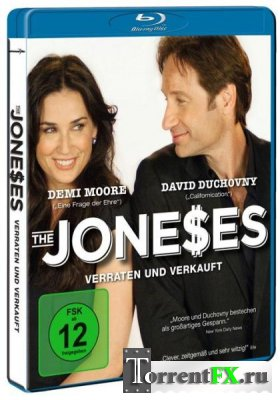 Семейка Джонсов / The Joneses (2009) BDRip от Rulya74