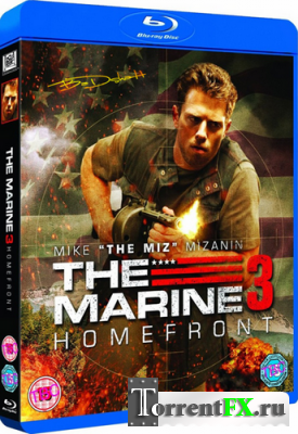 Морской пехотинец: Тыл / The Marine: Homefront (2013) HDRip