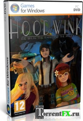 Hoodwink (2012) PC