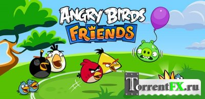 Angry Birds Friends (2013) Android