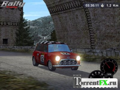 Ралли Трофи / Rally Trophy (2001) PC