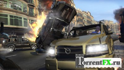 Вин Дизель. Wheelman (2009) PC | RePack от R.G. Механики