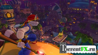 Sly Cooper: Thieves in Time (2013) PS3