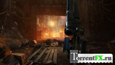 Метро 2033: Луч надежды / Metro: Last Light - Limited Edition (2013) РС