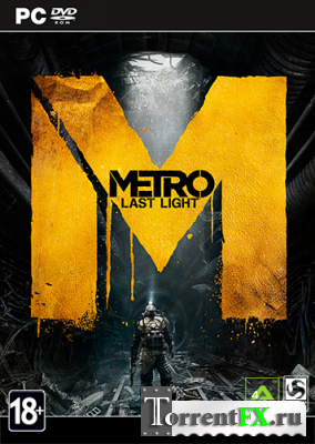 Metro: Last Light - Limited Edition (2013) PC | Steam-Rip