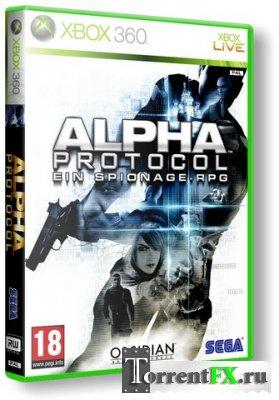 Alpha Protocol (2010) XBOX360