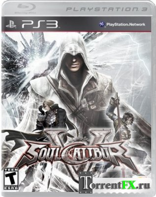 SoulCalibur V (2012) PS3 | RePack