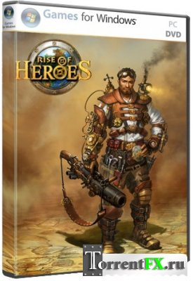 Rise of Heroes (2012) PC