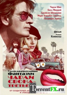 Умопомрачительные фантазии Чарли Свона III (2012) HDRip | Лицензия