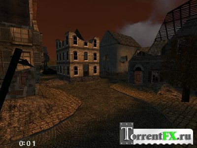 Unreal Tournament: Третий Рейх / The Third Reich (2002) PC