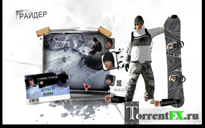 Shaun White Snowboarding [v 1.01] (2009) PC | RePack