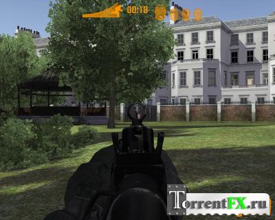 Британский спецназ / The Regiment (2006) PC | Лицензия