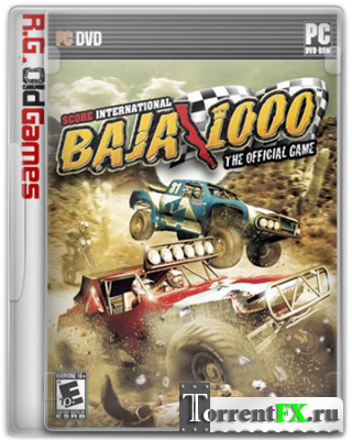 SCORE International Baja 1000 (2008) PC