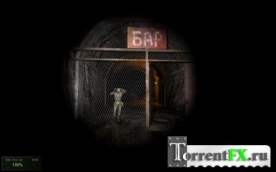 S.T.A.L.K.E.R.: Shadow of Chernobyl - Вариант Омега [Часть 1-я] (2012) PC