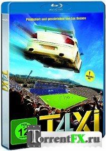 Такси 4 / Taxi 4 (2007) BDRip-AVC [Режиссерская версия / Director`s cut]