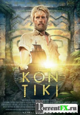 Кон-Тики / Kon-Tiki (2012) HDRip