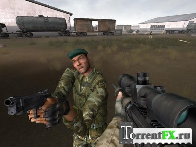 Морпех против терроризма 5: Из Багдада с любовью (2007) PC