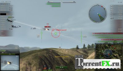 World of Warplanes [v0.4.2.1] (2012) PC