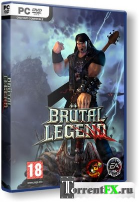 Brutal Legend (2013/RU/PC) RePack от R.G. Origami