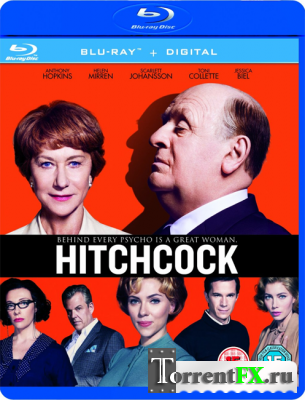 Хичкок / Hitchcock (2012) BDRip 720p