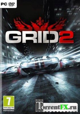 GRID 2 (2013 / En / 4 DLC)  RePack =Чувак=