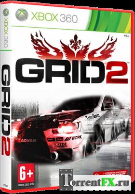 GRID 2 (2013/En) XBOX360 [LT+3.0]
