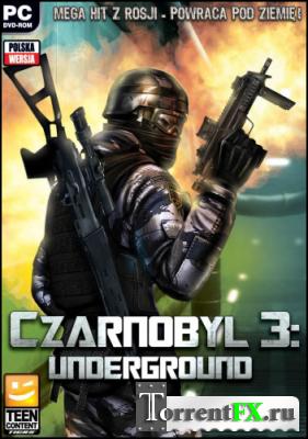 Chernobyl 3: Underground (2013) PC