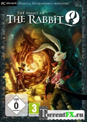 The Night Of The Rabbit (2013) PC | Лицензия