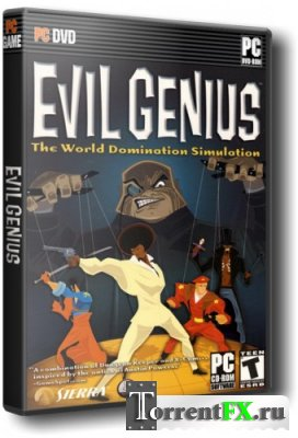 Злой Гений / Evil Genius (2004) PC | RePack