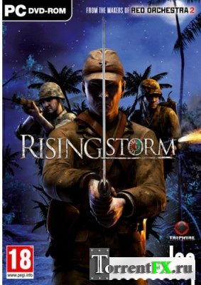 Red Orchestra 2: Rising Storm (2013) PC | Steam-Rip