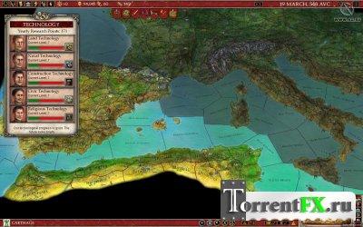 Европа: Древний Рим / Europa Universalis: Rome (2008) PC