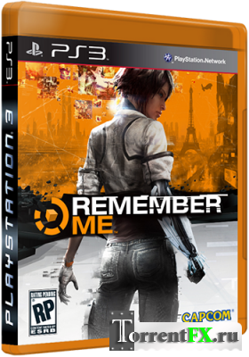 Remember Me (2013) PS3