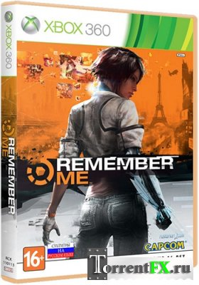 Remember Me (2013) XBOX360 [LT+3.0]